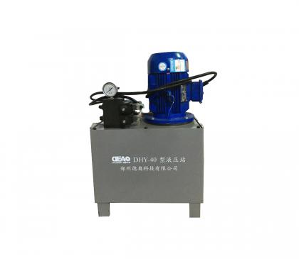 液压站不正常运转和没有压力时的处理方法