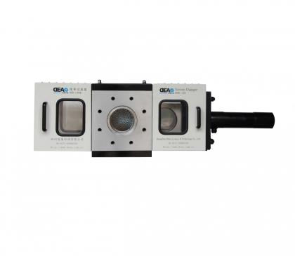 液压板式换网器换网的原理