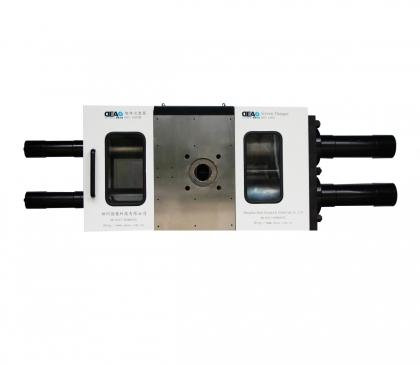 为什么熔喷装备制造行业不适合使用双柱式换网器