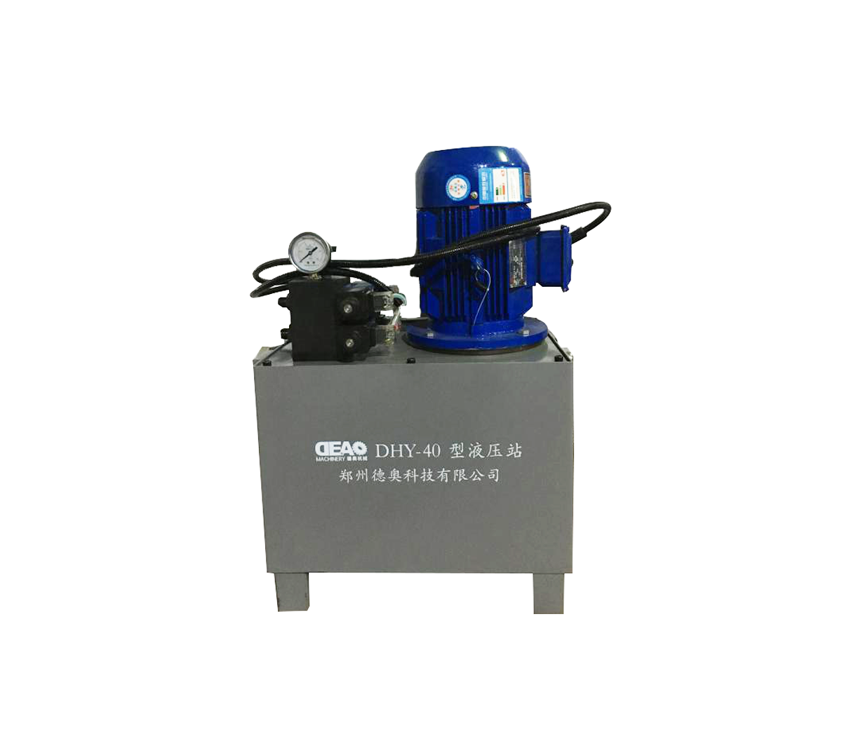 液压站控制系统