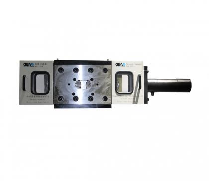 板式液压换网器